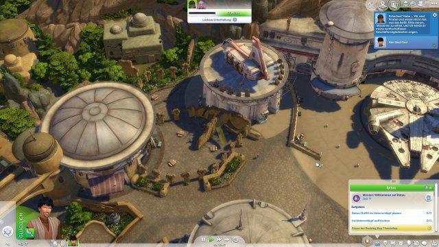 Screenshot - Die Sims 4 Star Wars: Reise nach Batuu-Gameplay-Pack (PC) 92624192