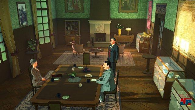 Screenshot - Agatha Christie: The ABC Murders (Mac) 92519661