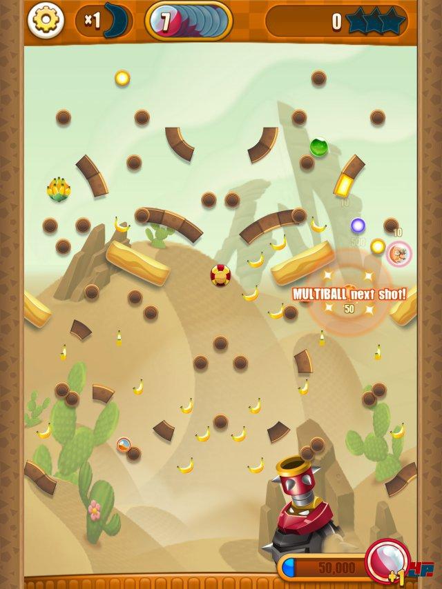 Screenshot - Super Monkey Ball Bounce (Android)