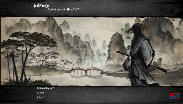 Screenshot - Tale of Ronin (Linux)
