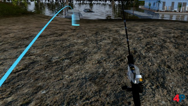 Screenshot - Ultimate Fishing Simulator (HTCVive)