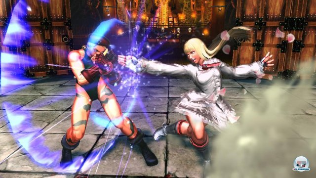 Screenshot - Street Fighter X Tekken (360) 2305092