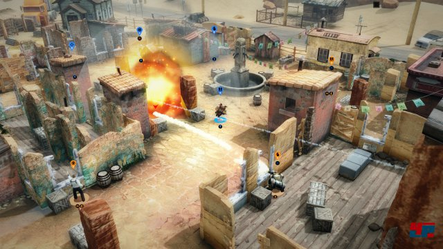 Screenshot - TASTEE: Lethal Tactics (PC) 92522068