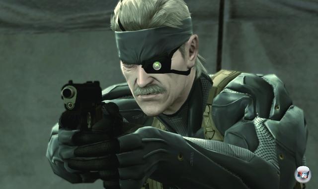 <b>Metal Gear Solid 4 (360)</b><br><br>Die Hoffnung soll ja dem Volksmund nach relativ spät am Abnippeln sein, von daher geben wir sie für eine 360-Umsetzung von Herrn Snakes letztem Abenteuer beharrlich nicht auf. Ja, es wurde nie offiziell angekündigt, ja Hideo Kojima hat nie mehr als 360-Gedankenspiele von sich gegeben. Aber die Gerüchteküche konnte nie wirklich zum Schweigen gebracht werden, und die Hoffnung... ach, das hatten wir schon. 1812618