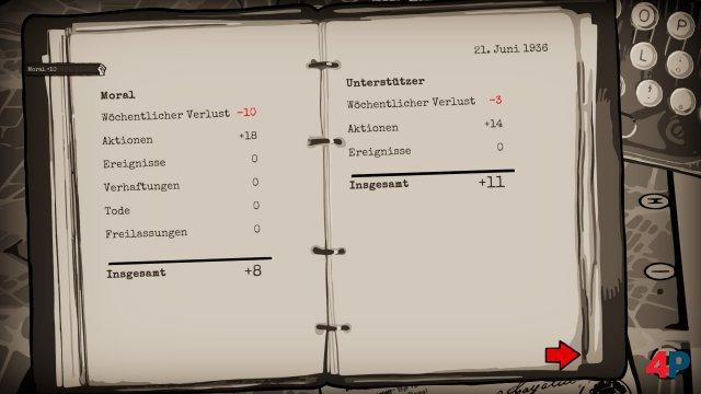 Screenshot - Through the Darkest of Times (PC) 92605026