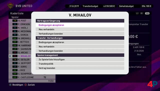 Screenshot - eFootball PES 2020 (PS4) 92596429