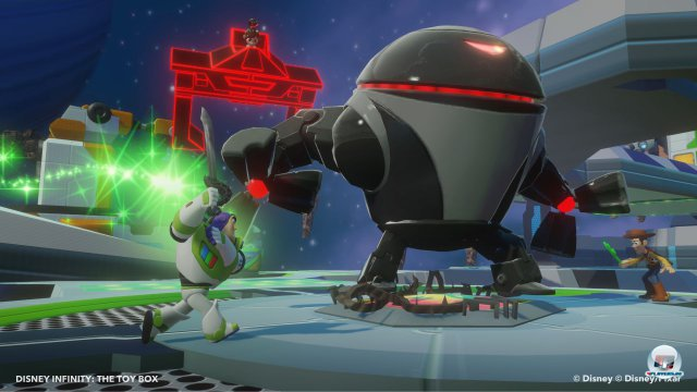 Screenshot - Disney Infinity (360) 92470839