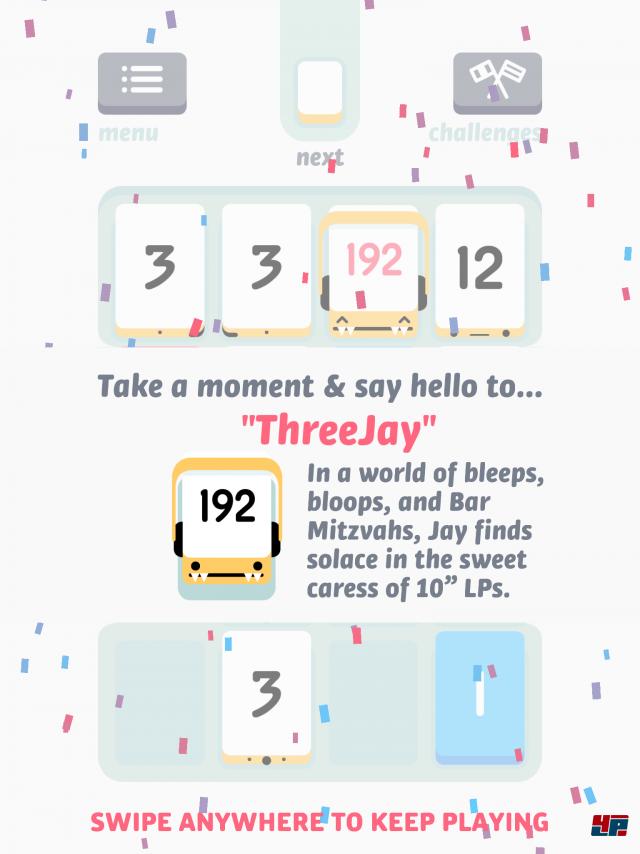 Screenshot - Threes! (iPad) 92483433