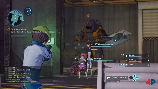 Screenshot - Sword Art Online: Fatal Bullet (Switch) 92593804
