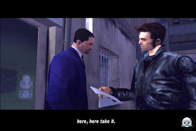 Screenshot - Grand Theft Auto III (iPhone) 2299007
