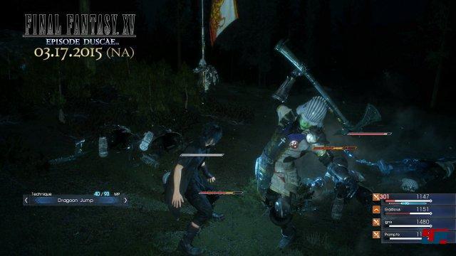 Screenshot - Final Fantasy 15 (PlayStation4) 92500918