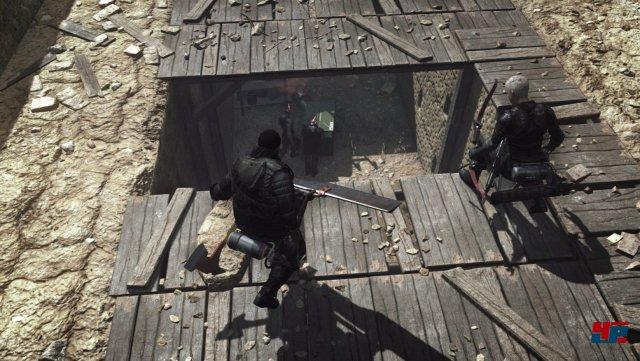 Zäune aufstellen, Fallen legen, Geschütze aufstellen - doch leider macht das Aufhalten der Infizierten nicht den geringsten Spaß.