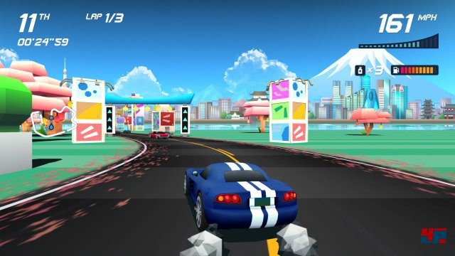 Screenshot - Horizon Chase Turbo (PC)