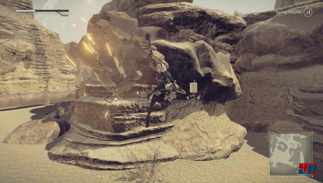 Screenshot - NieR: Automata (PS4) 92540379