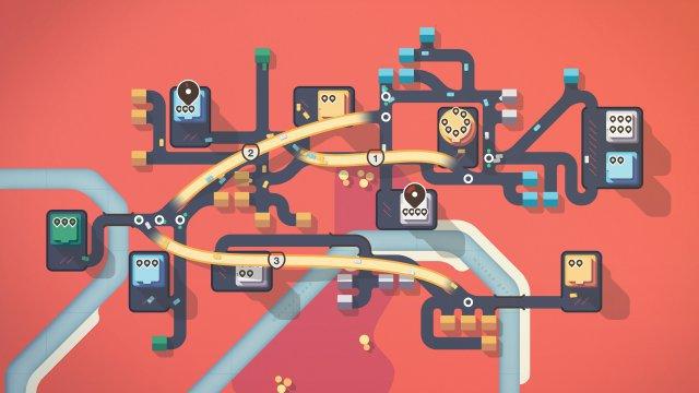 Screenshot - Mini Motorways (PC)