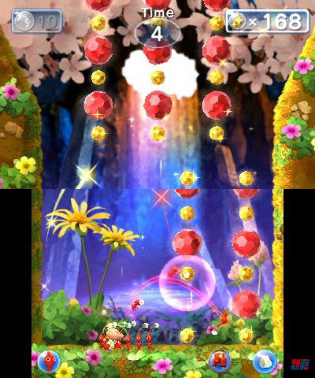 Screenshot - Hey! Pikmin (3DS) 92550120