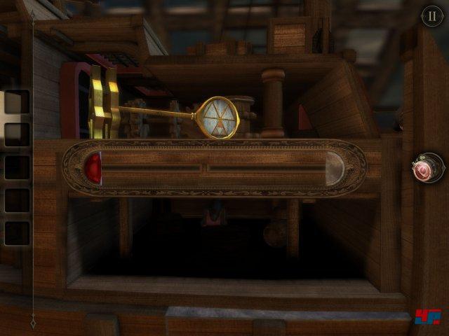 Screenshot - The Room 2 (iPad)