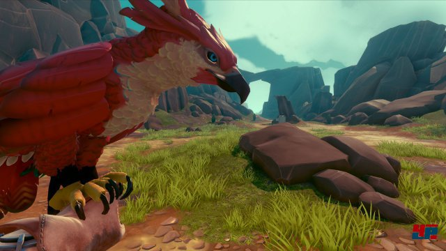 Screenshot - Falcon Age (PS4)