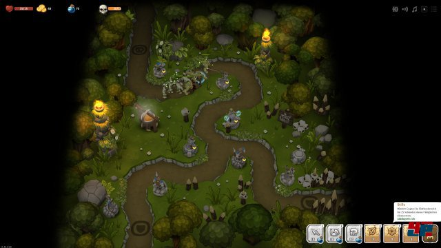 Screenshot - Warstone TD (Mac) 92568298