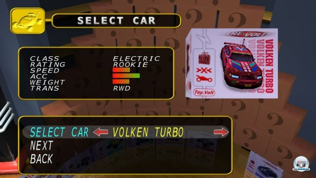 Screenshot - Re-Volt Classic (iPhone) 92411122