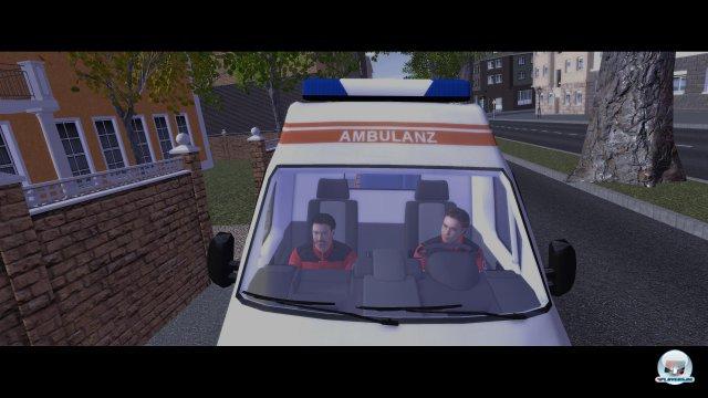 Screenshot - Rettungswagen-Simulator 2014 (PC) 92468163