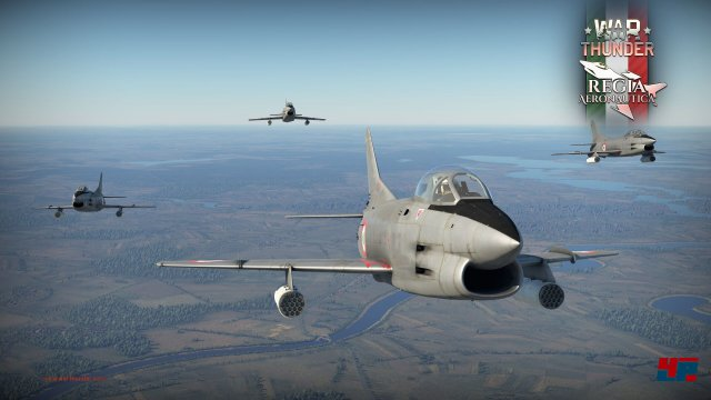 Screenshot - War Thunder (Linux)