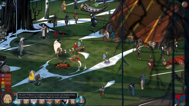 Screenshot - The Banner Saga 2 (PC) 92522808