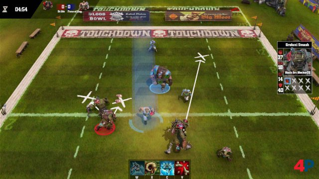 Screenshot - Blood Bowl: Death Zone (PC) 92592184