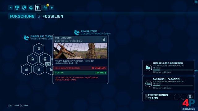 Screenshot - Jurassic World Evolution: Return to Jurassic Park (PC) 92603251
