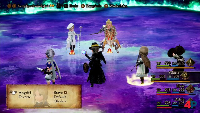 Screenshot - Bravely Default 2 (Switch) 92635811