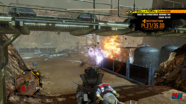 Screenshot - Red Faction: Guerrilla (PC) 92568685