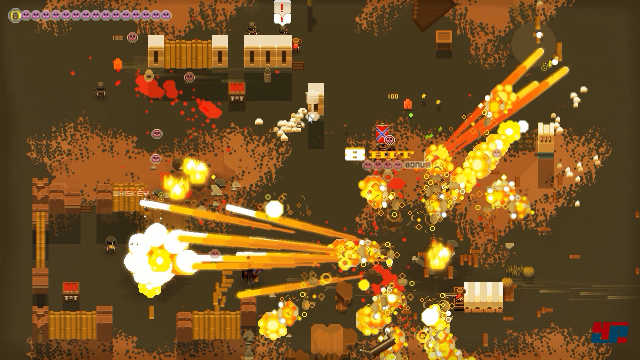 Screenshot - A Fistful of Gun (PC) 92489026