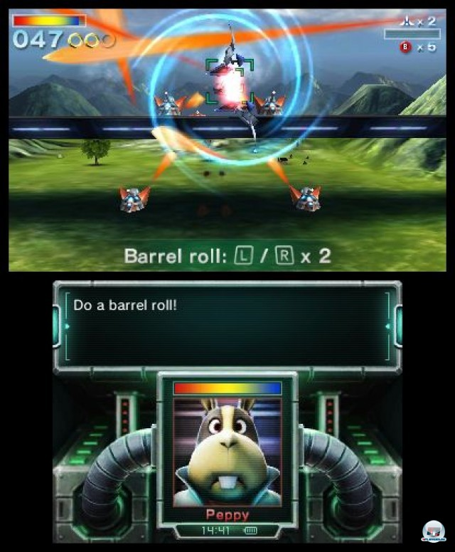 Screenshot - Star Fox 64 3D (3DS) 2230613