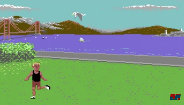 Screenshot - California Games (Oldie) (PC) 92570466