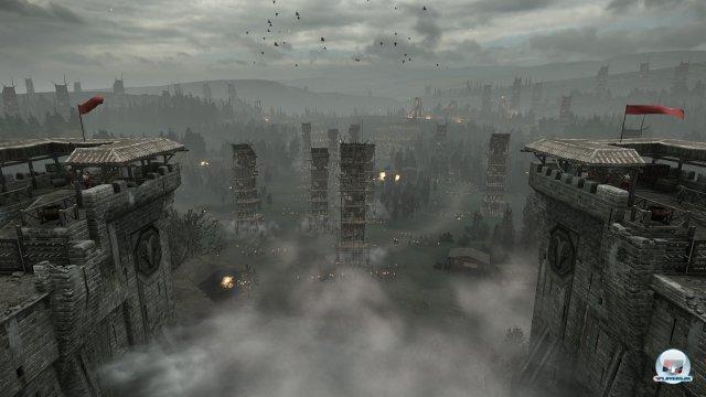 Die Barbaren stehen vor den Toren Yorks.