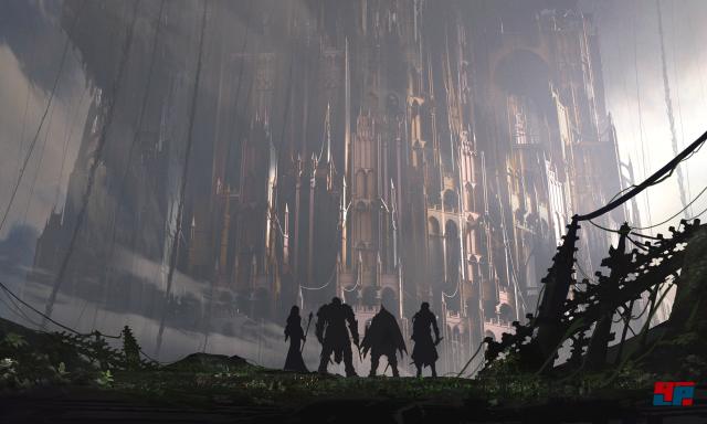 Screenshot - Babylon's Fall (PC)