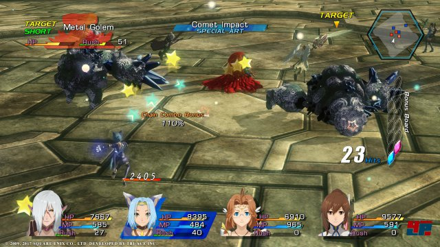 Screenshot - Star Ocean: The Last Hope (PC) 92554457
