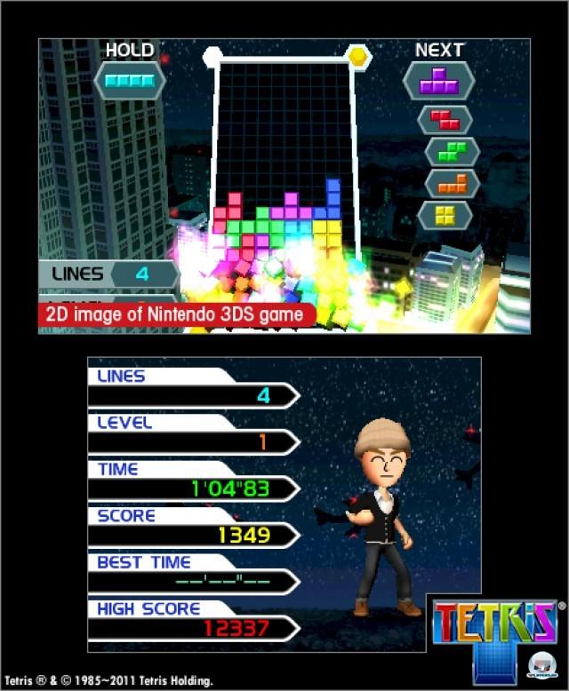Screenshot - Tetris (3DS) 2231158
