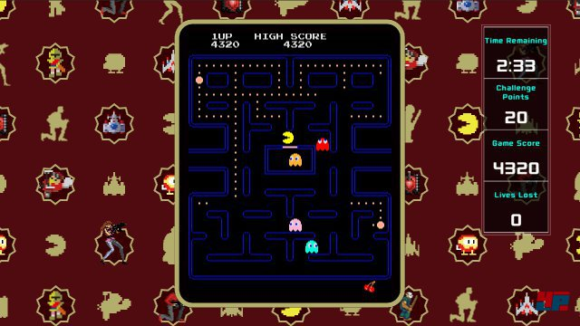 Screenshot - Namco Museum (Switch)