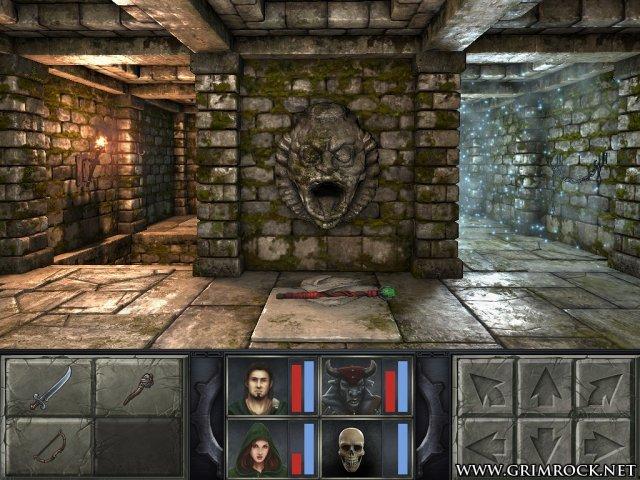Screenshot - Legend of Grimrock (PC) 2310167