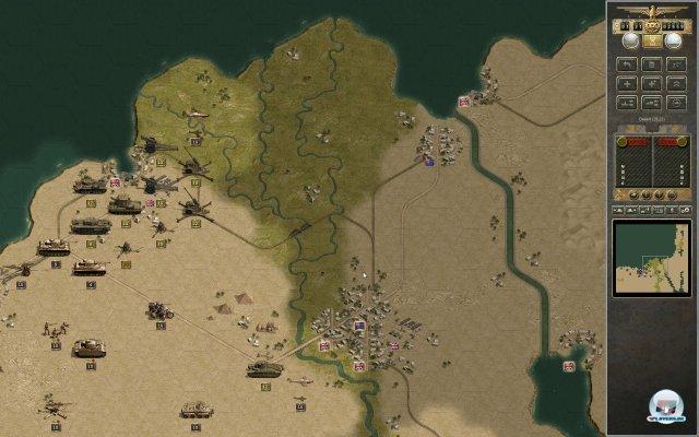 Screenshot - Panzer Corps: Afrika Korps (PC) 92422287