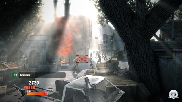 Screenshot - Heavy Fire: Afghanistan (PlayStation3)