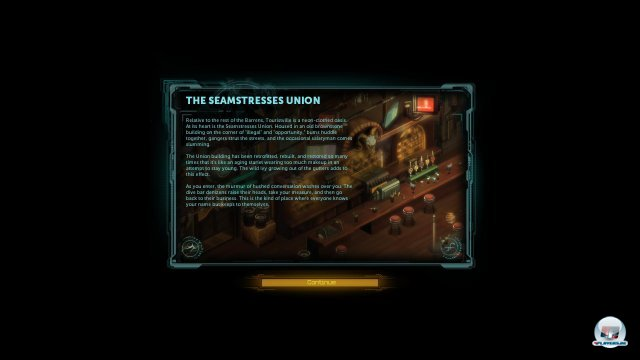 Screenshot - Shadowrun Returns (PC) 92465708