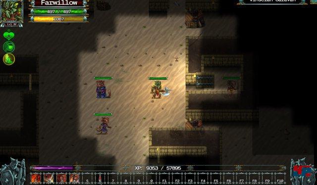 Screenshot - Rogue Empire (Linux)