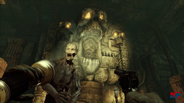 Screenshot - Deadfall Adventures (PlayStation3)