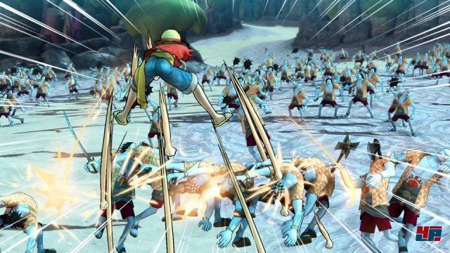 Screenshot - One Piece: Pirate Warriors 3 (PlayStation3) 92497602