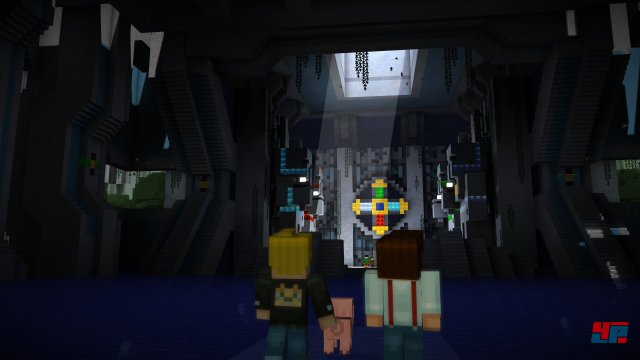 Screenshot - Minecraft: Story Mode - Episode 2: Montage erforderlich (360) 92516471