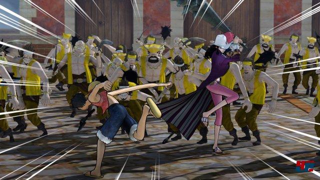 Screenshot - One Piece: Pirate Warriors 3 (PC) 92498730
