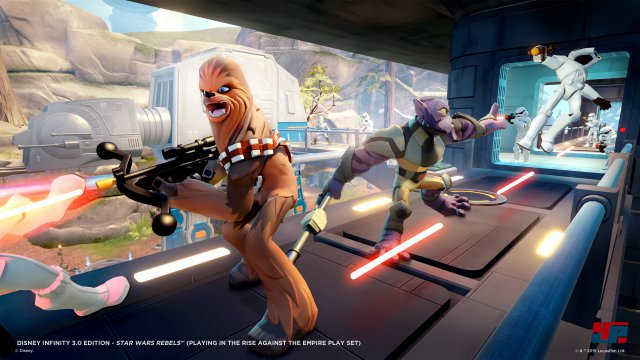 Screenshot - Disney Infinity 3.0: Play Without Limits (360) 92506753