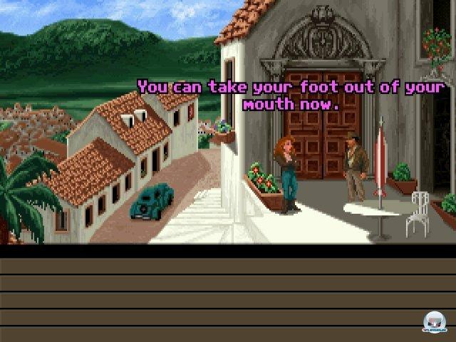 Screenshot - Indiana Jones and the Fate of Atlantis (PC) 2283542